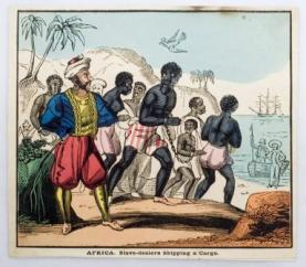 Legacies of slavery: dance